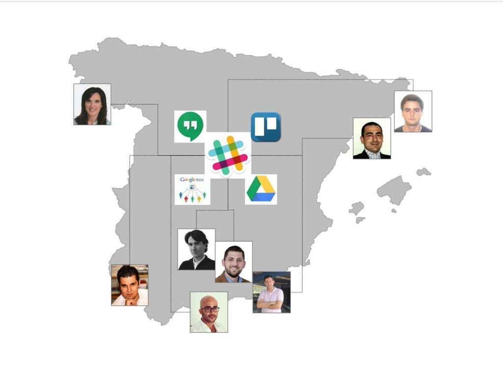 Mapa del Equipo